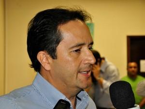 Permínio Pinto deve assumir a Seduc. (Foto: Renê Dióz / G1)