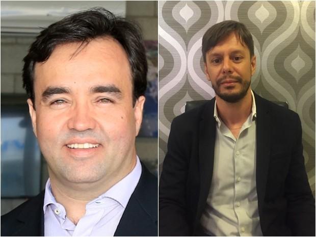 Especialistas revelam expectativas do mercado imobiliário para 2017 em Goiás (Foto: Arquivo Pessoal/Eduardo Oliveira e Rafael Rabelo)