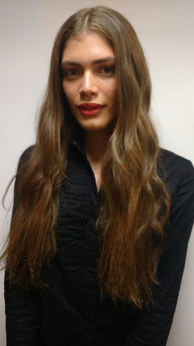 Valentina Sampaio (Foto: Bárbara Vieira / EGO)
