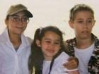 Miley Cyrus posta foto de quando era criança no Twitter
