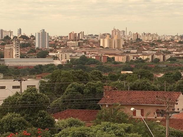252e21e56875b Vista do bairro Eldorado, na região norte de Rio Preto (Foto  Reprodução