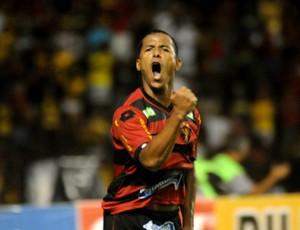 Marcos Aurélio - Sport (Foto: Aldo Carneiro/Pernambuco Press)