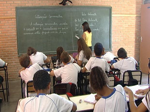 Professora Ana Cláudia Santo Antônio do Monte (Foto: Reprodução/TV Integração)