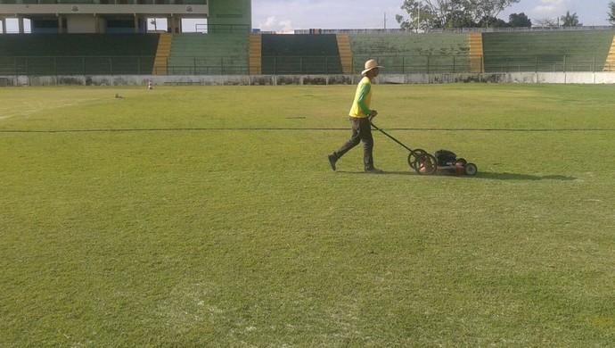 Arena Verde - Paragominas  (Foto: Ascom/Paragominas )
