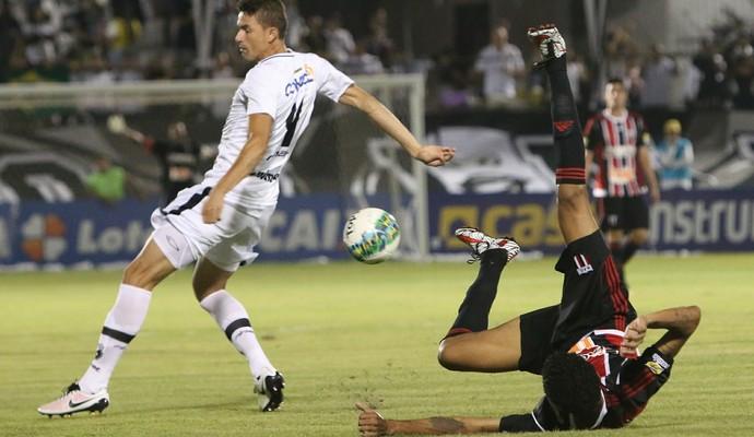 Tiago Marques, atacante do Botafogo (Foto: Rogério Moroti/Ag. Botafogo)