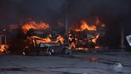 Incêndio atinge cerca de 30 embarcações e provoca pânico em moradores do Bonfim