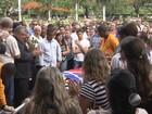 Publicitário Fernando Oliveira de Carvalho é enterrado em Salvador