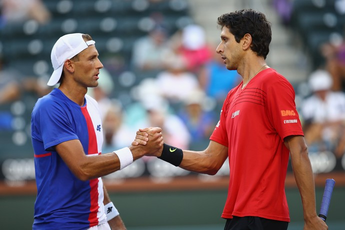 Marcelo Melo Lukasz Kubot Indian Wells  (Foto: Getty Images)