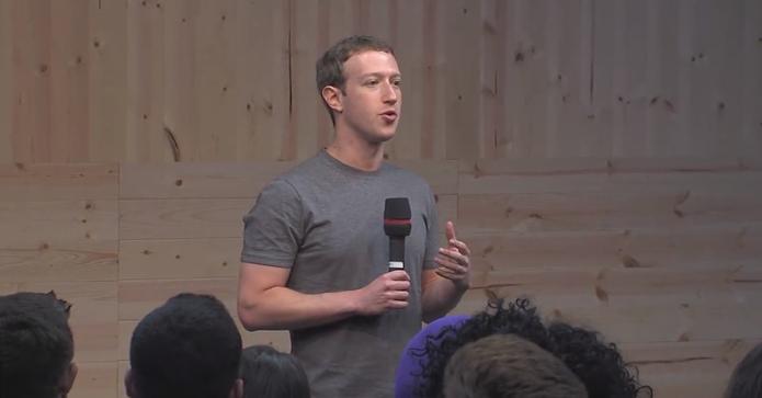 Mark Zuckerberg (Foto: divulgação)