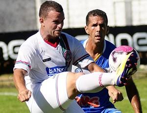 Paulinho Pimentel, o 'Rooney Capixaba' do Conilon (Foto: Fábio Vicentini/A Gazeta)