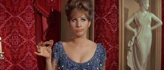 Barbra Streisand em 'Funny Girl' (Foto: Divulgação)