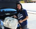 Pronta para ir à maternidade, irmã de Sarah se emociona após derrota; vídeo