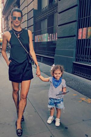 Por enquanto, Fernanda não pensa em ter mais filhos (Foto: Arquivo pessoal/ Fernanda Motta)