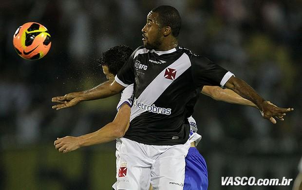 Edmilson vasco bahia brasileirão 2013 (Foto: Marcelo Sadio / Vasco.com.br)