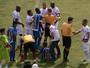 """Defensor do São Carlos admite """"cera"""" e defende: """"Faz parte do jogo"""""""