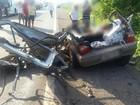 Acidente mata mãe e três filhos em rodovia de Mato Grosso, diz PRF