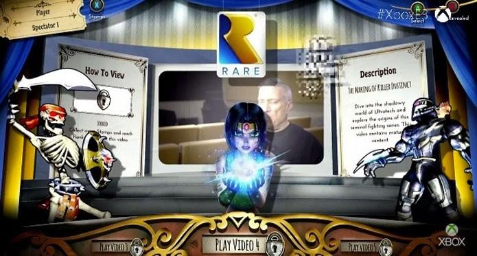 Rare Replay apresenta jogos clássicos (Foto: Divulgação/Microsoft)