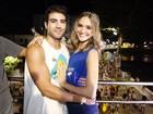 Juliana Paiva e Juliano Laham curtem Anitta juntinhos: 'Namorar é bom'