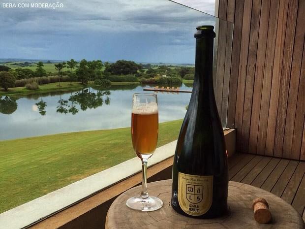cervejeiros_champenoise - foto 2 (Foto: Cerveja tem todo estilo de uma champagne, da garrafa à rolha)