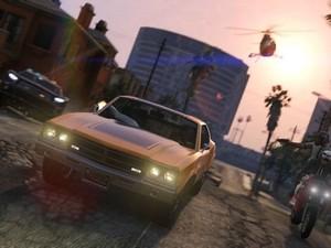 GTA V (Foto: Reprodução/Rockstar)