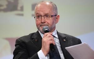 Philip Craven presidente com Comitê Paralímpico Internacional (Foto: Agência Getty Images)
