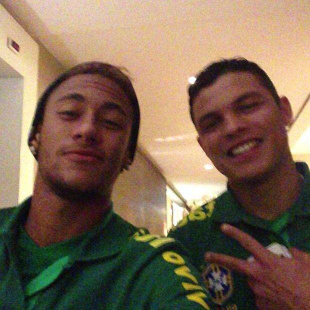 Neymar seleção (Foto: Reprodução / Instagram)