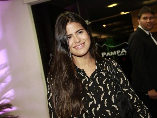 Antonia Morais (Foto: Isac Luz / EGO)