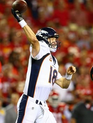 Peyton Manning Chiefs x Broncos 70 mil jardas NFL semana 2 (Foto: Getty Images)