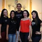 Grupo Respirafisio exibe trabalho (Ares Soares/Unifor)