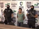 Paraguaio procurado pela Interpol por morte de jornalista é preso no Paraná