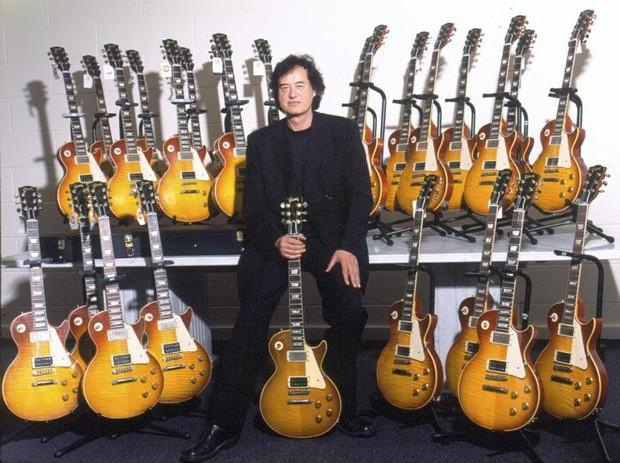 Jimmy Page (Foto: reprodução)