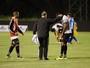 """Jogadores do Rio Branco culpam """"noite complicada"""" por eliminação"""