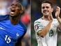 Eurocopa 2016: Globo transmite França x Irlanda neste domingo