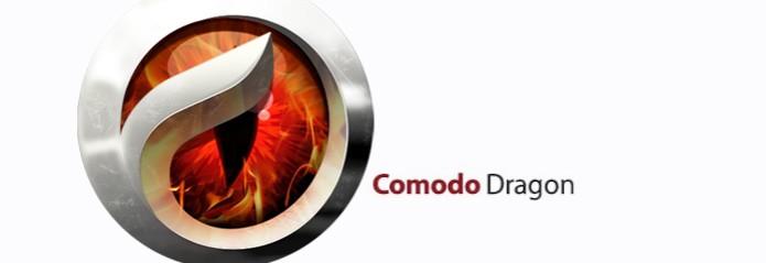 Navegador Comodo Dragon tem monitoramento em tempo real e recursos de segurança (Foto: Arte/TechTudo)