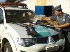 Polícia apreende arsenal durante operação na região de Rio Preto