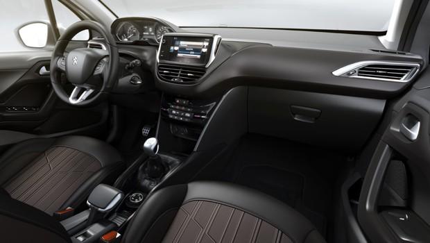 Teste: Peugeot 2008 1.6 Griffe Automático - AUTO ESPORTE ...