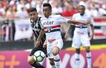 São Paulo e Corinthians ficam no empate por 1 a 1, e Tricolor segue no Z-4 (Marcos Ribolli)