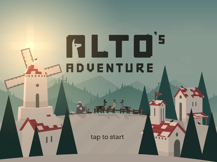 Alto's Adventure (Foto: Divulgação)
