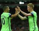 Copa da Liga Inglesa: City atropela no 1º tempo, goleia Sunderland e avança