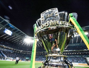 Taça Copa do Brasil (Foto: Rodrigo Rodrigues/CBF)