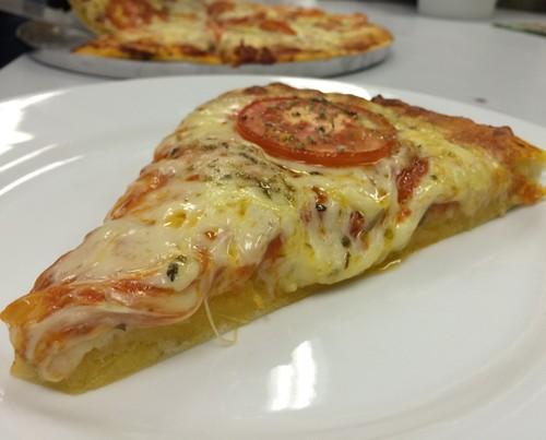 Pizza Leve da Anitta