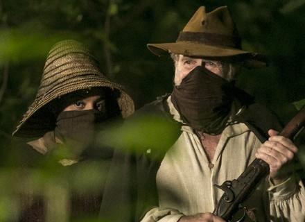 Diara e Wolfgang se arriscam e libertam escravos