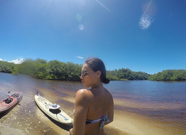 Débora Nascimento (Foto: Reprodução/Instagram)