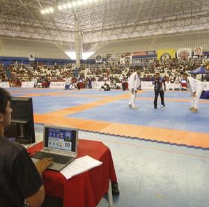 jiu-jitsu amazonas amazonense (Foto: Karla Vieira/Semcom)