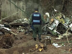 GNews - Acidente com Eduardo Campos (Foto: globonews)