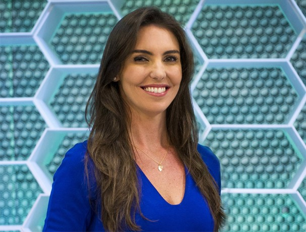 Glenda Kozlowski, apresentadora do Esporte Espetacular (Foto: Globo/ João Cotta)