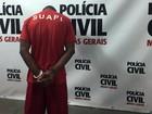 Jovem é preso suspeito de latrocínio contra idoso em Juiz de Fora