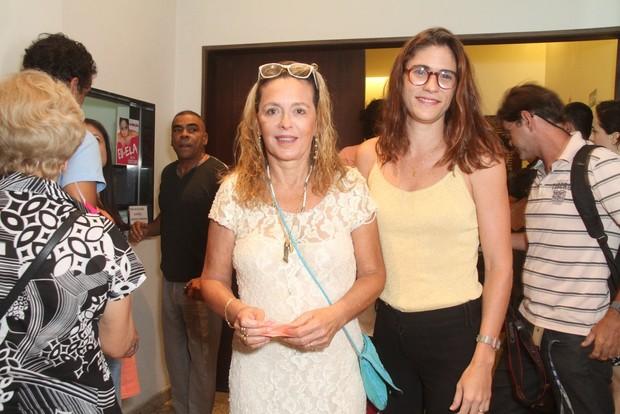 Maria Zilda e Ana Kalil (Foto: Thyago Andrade/Foto Rio News)