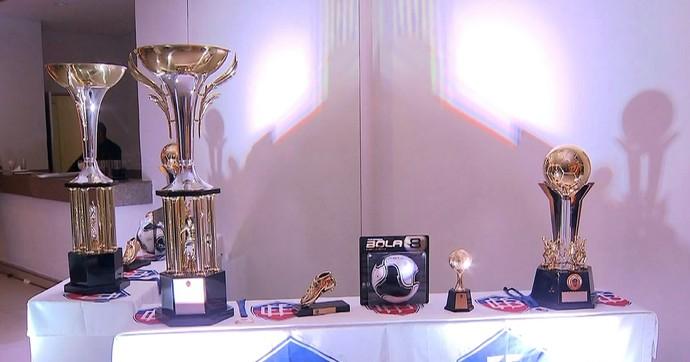 Campeonato Baiano; Troféus (Foto: Reprodução)