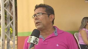 Vitor Jaime (Foto: Reprodução/Rede Amazônica no Amapá)